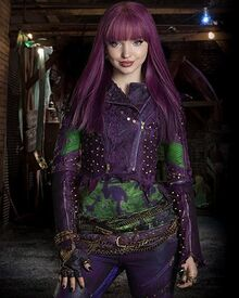 Mal - Descendants 2