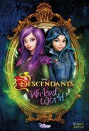 Descendants Wicked World Poster