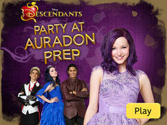 Games online descendants partyataudadon nonretina ce840b7f