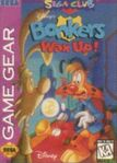 Bonkers Sega Game Gear Cover