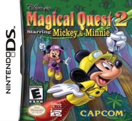Disney's Magical Quest 2 starring Mickey and Minnie - Nintendo DS