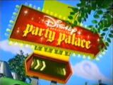 Disney Princess Party Palace