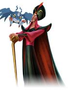 Jafar and DemiDevimon