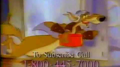 TaleSpin Promo footage