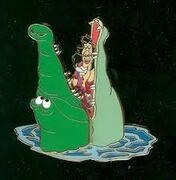 Crocodileeatinghook