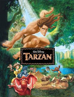 Tarzan 2004 cover