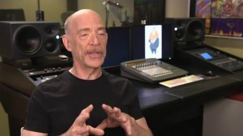 "Zootopia Zootropolis ""Mayor Lionheart"" Behind The Scenes Interview - J.K. Simmons"