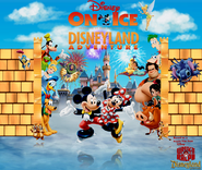 Disney On Ice presents Disneyland Adventure 2014