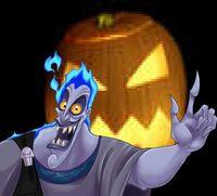 Hades in Halloween