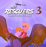 The Rescuers III: Cody & Penny