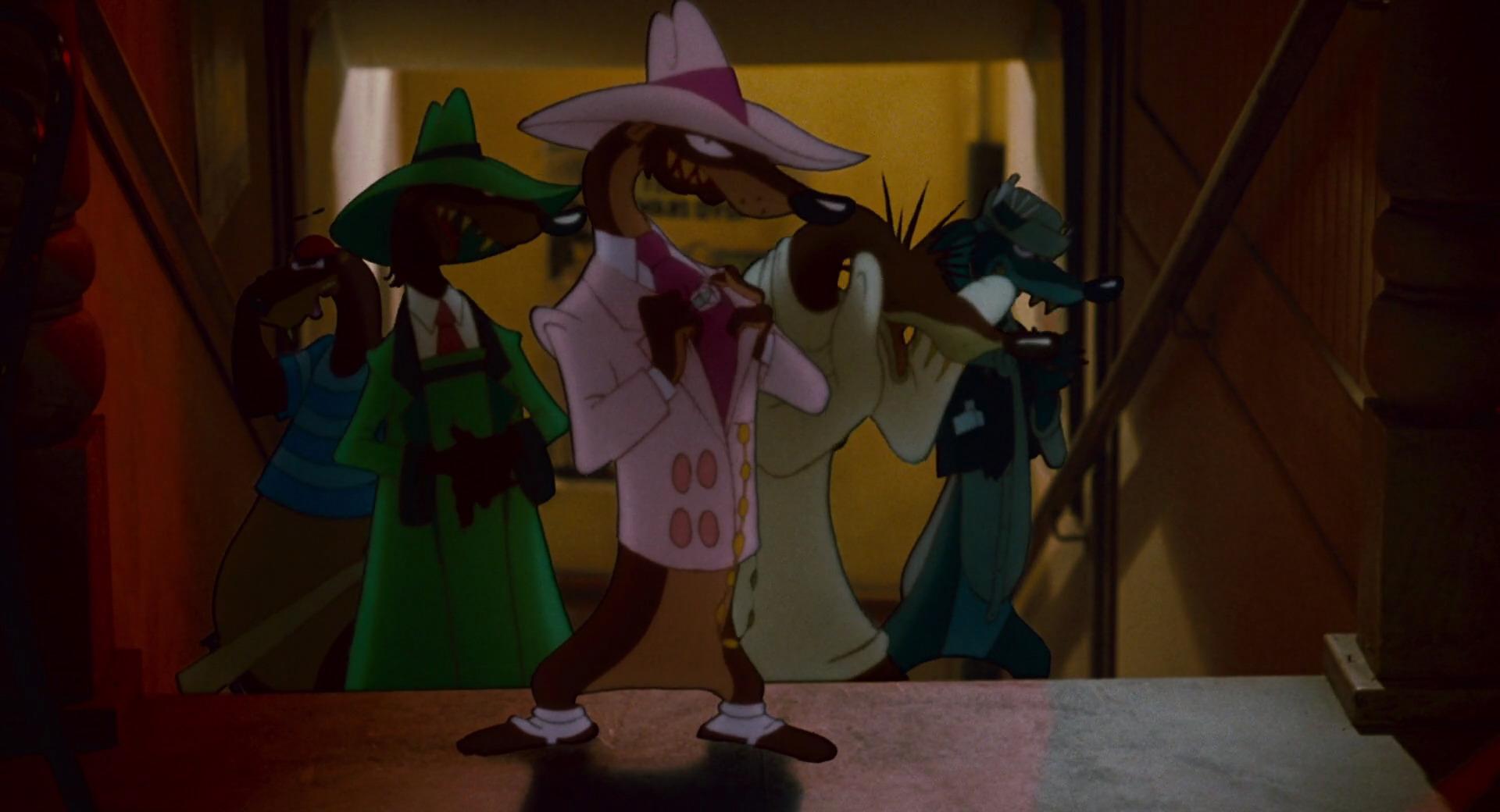 Who Framed Roger Rabbit 2 Fanon Wiki | damnxgood.com