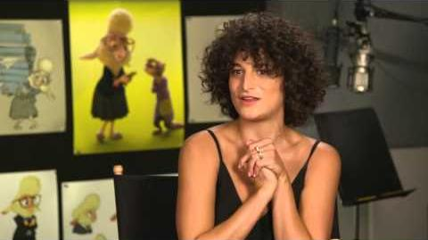 "Zootopia Zootropolis ""Bellwether"" Behind The Scenes Interview - Jenny Slate"