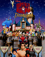 Wreck-It Ralph's Disneyland Adventures 2