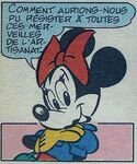 Minnie mouse comic 20