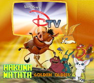 Walt Disney's DTV – Hakuna Matata Golden Oldies