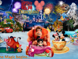 Wreck-It Ralph's Disneyland Adventures