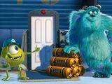 Disney PIXAR's Monsters, Inc Adventures