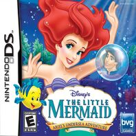 Ariel Nintendo DS