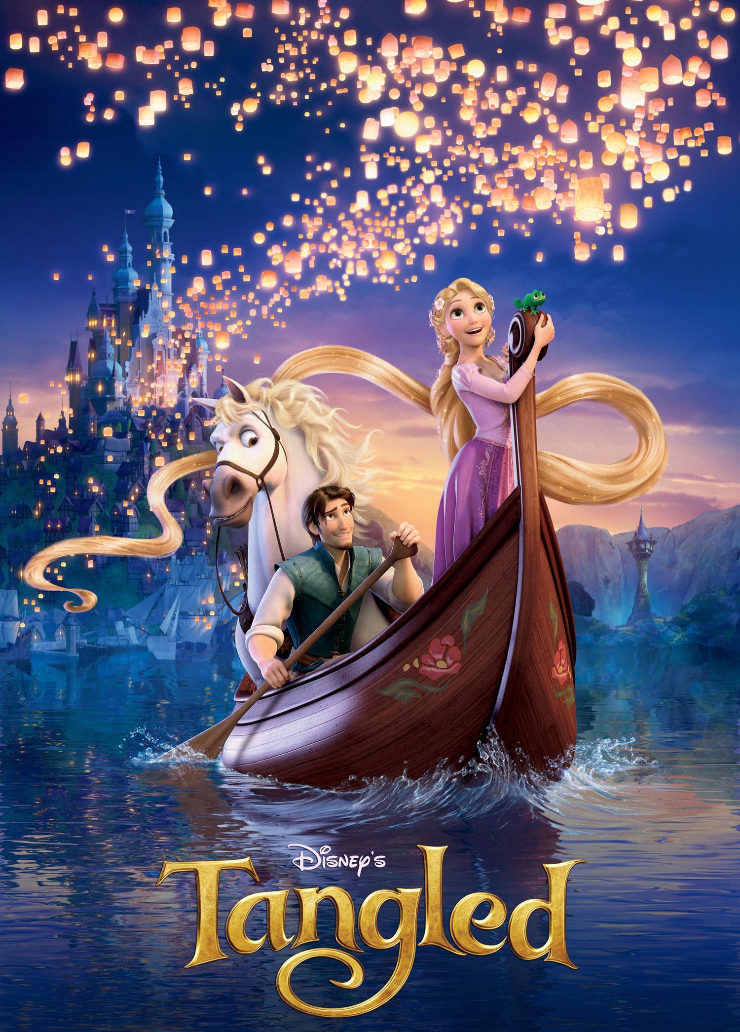 Disney Tangled Tangled