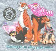 Disney's Sinister Cats