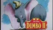 Dumbo ii 2001 behind the scenes trailer