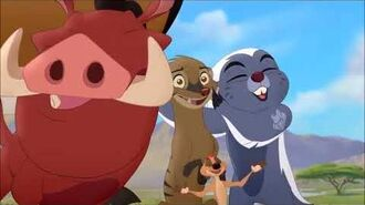 The Lion Guard Bunga the Wise (Croatian)