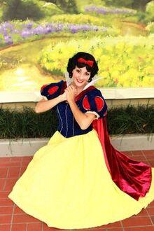 Snow white new look