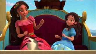 Elena of Avalor Sister time (Croatian)