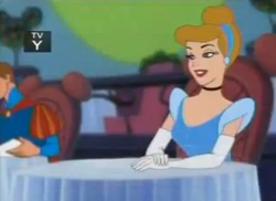 Cinderella in House of Mouse