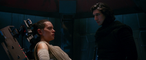 SW TFA - Kylo interrogates Rey