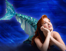 Sierra Boggess as Ariel