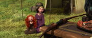 Queen Elinor-Merida-child
