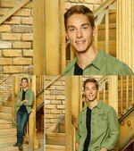 Austin North as Logan Watson