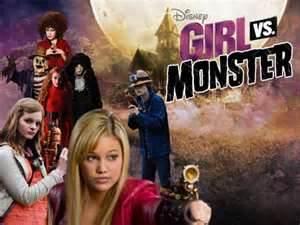 GirlVsMonsters