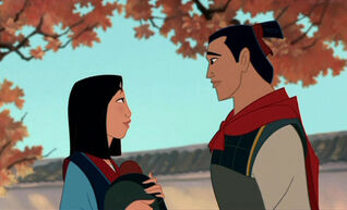 Mulan Shang end