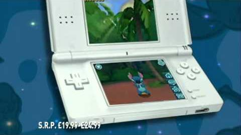 Disney Friends DS trailer
