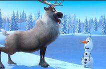 Frozen Sneakpeak image 1