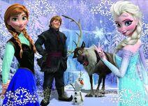 Frozen Group 1