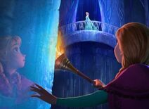 Frozen Trailer Anna and Elsa image 1