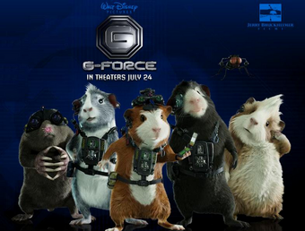 G Force Wiki Fandom