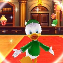 Louie Duck