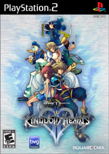 341px-Kingdom Hearts II Boxart NA