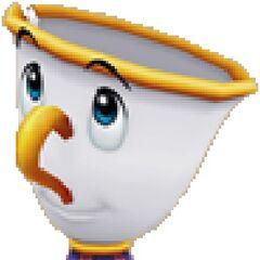 Chip Teacup