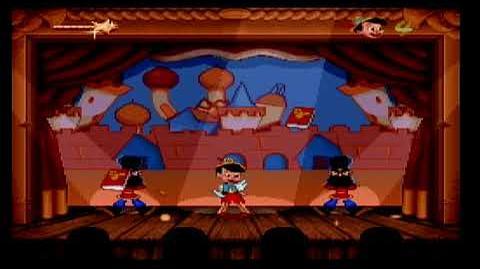 SNES Disney's Pinocchio Longplay