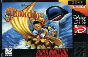 SuperNES Pinocchio