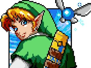 Pixel Link by runrunrun6