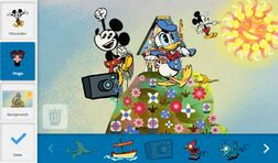 MM disneysticker