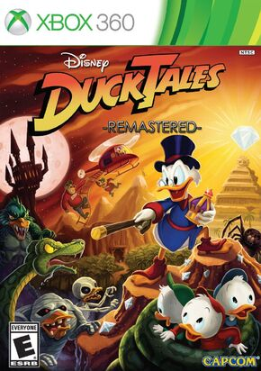 DuckTales Remastered for Xbox 360