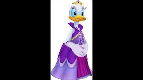 Kingdom Hearts - Daisy Duck Voice Clips