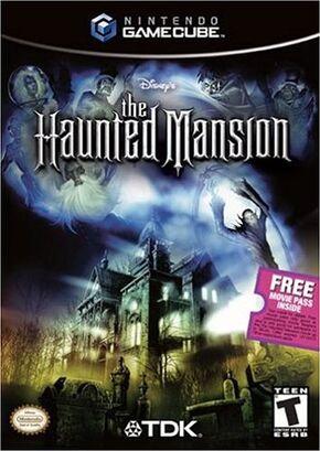 The Haunted Mansion GameCube